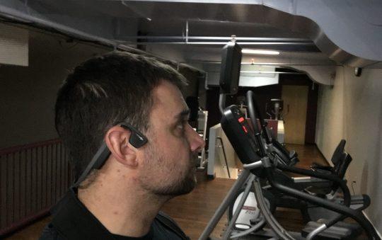 Aftershokz Trekz Titanium wireless stereo headphones review