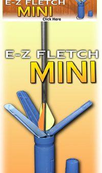 Arizona E-Z Fletch Mini Review