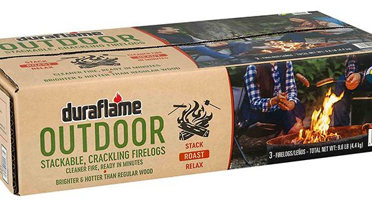 DuraFlame Outdoor Firelog