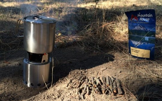 Solo Stove and Solo Stove 900 Pot Review