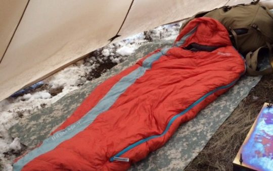 THERM-A-REST Antares HD Sleeping bag and NEOAIR ALL SEASON pad Review
